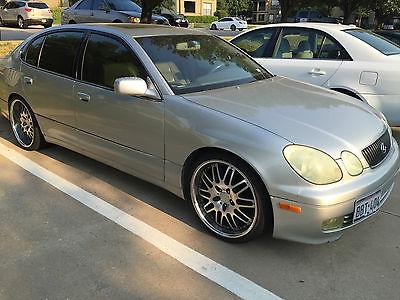 Lexus : GS GS300 Used 2001 Lexus GS300 Silver