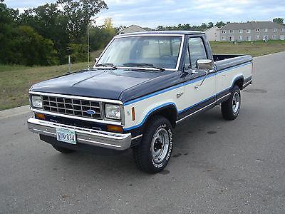 1985 Ford Ranger 4x4 Cars For Sale