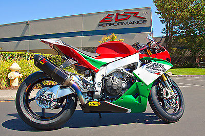 Aprilia : RSV4-R LOW MILES, MAGAZINE QUALITY BUILD