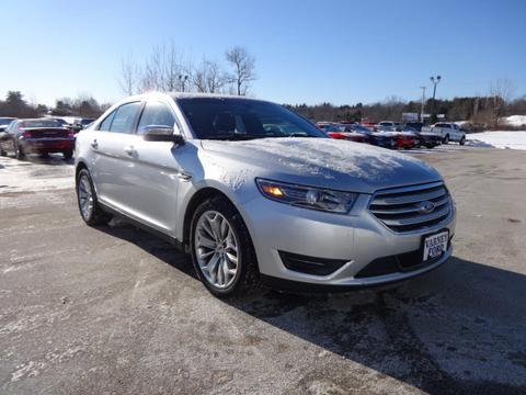 2015 Ford Taurus Limited Newport, ME