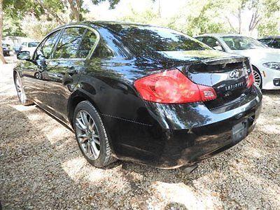 Infiniti : G35 4dr Automatic Sport RWD 4 dr sedan gasoline 3.5 l v 6 cyl black