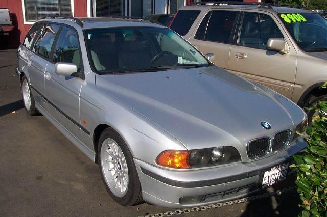 2000 BMW 540 iA sport wagon Santa Rosa, CA