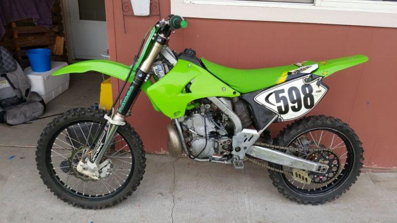 2003 Kawasaki  KX 250
