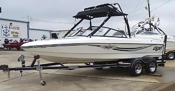 Tige 21v Riders Edition Boats For Sale