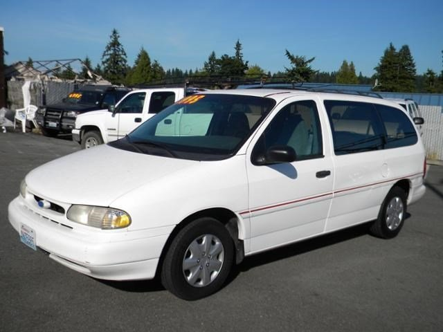 1995 ford windstar van cars for sale. Black Bedroom Furniture Sets. Home Design Ideas