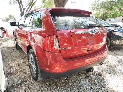 Ford : Edge 4dr Limited AWD 4 dr limited awd low miles sedan automatic gasoline 3.5 l v 6 cyl base