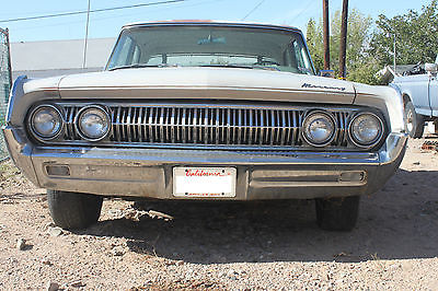 Ford : Other 1964 ford mercury montclair stock original