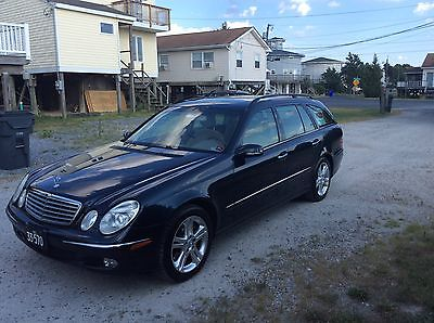 Mercedes-Benz : E-Class 4Matic Wagon 4-Door 2004 mercedes benz e 500 4 matic