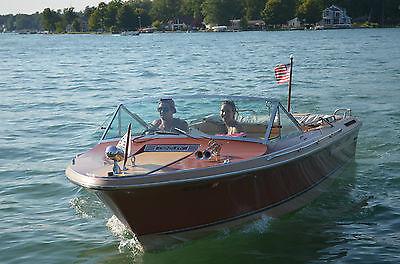 Century Coronado Cardel 22' Original Classic Fiberglass Inboard