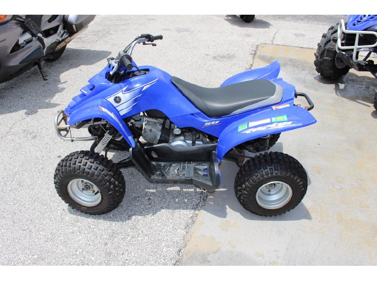 yamaha raptor 50 motorcycles for sale in wesley chapel