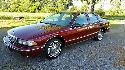 1996 chevrolet caprice classic cars for sale rh smartmotorguide com 1996 chevy caprice owners manual