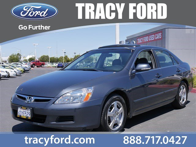 2007 Honda Accord Hybrid Base Tracy, CA