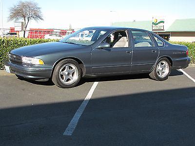 Chevrolet : Impala SS 1996 chevrolet impala ss 31 033 miles