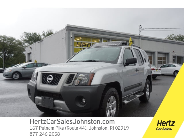 2013 Nissan Xterra Johnston, RI