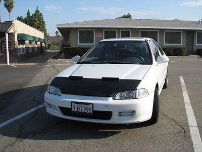 Honda : Civic EX 1994 honda civic ex 2 door automatic very clean