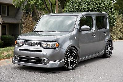 Nissan : Cube S Wagon 4-Door 2013 nissan cube s wagon 4 door 1.8 l 35 k full warranty new tires loaded