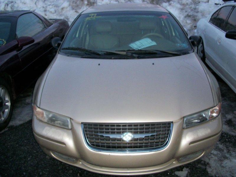 1999 Chrysler Cirrus LXi Stock#3964A