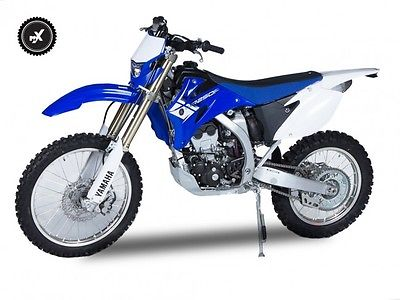 Yamaha : WR YAMAHA WR250F 2013 NEW BLUE FREE DELIVERY AND NO FEES