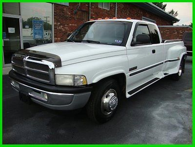 Dodge : Ram 3500 Laramie SLT 1999 laramie slt used turbo 5.9 l i 6 24 v manual rwd pickup truck