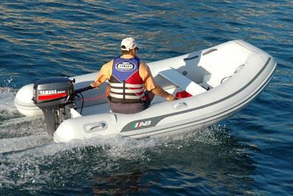 2015 AB INFLATABLES Navigo 9 VS