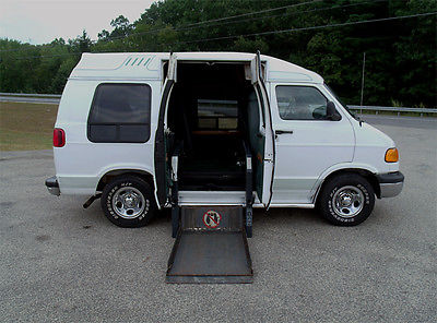 2002 Dodge Conversion Van Cars For Sale