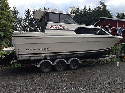 1995 Bayliner 2859 Classic Hardtop Boat
