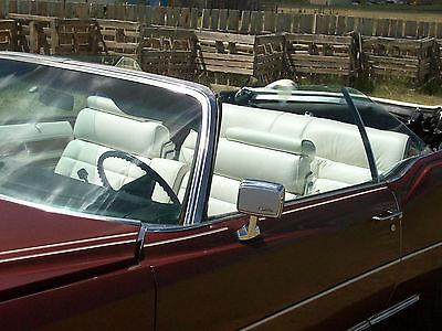 Cadillac : Eldorado 2 Door Convertible 1976 cadillac eldorado convertible
