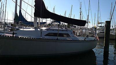 C&C 27 Mk V 1985 Sailboat