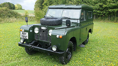 Land Rover : Other Land Rover 1965 Series 2a SWB 88 Petrol Very Clean Classic Land Rover 1965 Series 2a SWB 88 Gasoline Very Clean New Paint Rare