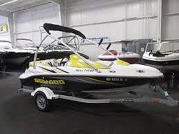 Powerboats & Motorboats : Jet Boats