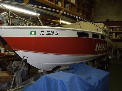 Wellcraft Scarab 30'      1979
