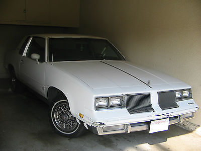 1986 Oldsmobile Cutlass Cars for sale