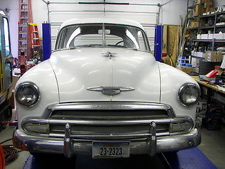 Chevrolet : Other 2 Door Business Coupe 1952 chevy styleline special 2 door business coupe all original 216 v 6 1 owner