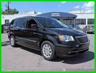 Chrysler : Town & Country Touring 2015 touring used 3.6 l v 6 24 v automatic fwd minivan van