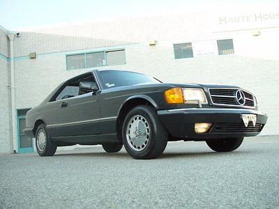 Mercedes-Benz : 500-Series Base Coupe 2-Door 1991 mercedes benz 560 sec