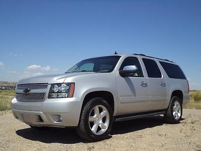Chevrolet : Suburban LT 1 owner 2010 chevrolet suburban lt 4 x 4 leather loaded make offer