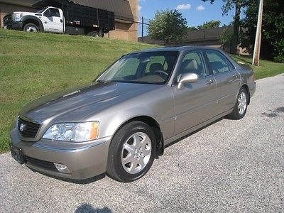 Acura : RL WOW 68K MILES 2002 acura rl one owner no accident non smoker only 68 k miles stunning condition