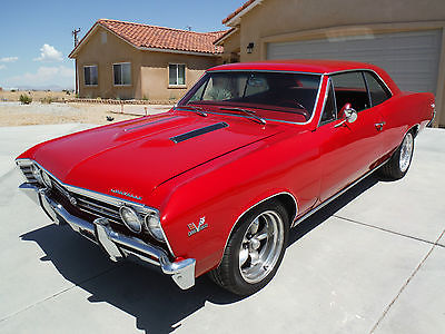 Chevrolet : Chevelle SS 1967 chevelle real ss 138 vin 396 325 hp show quality restoration great driver