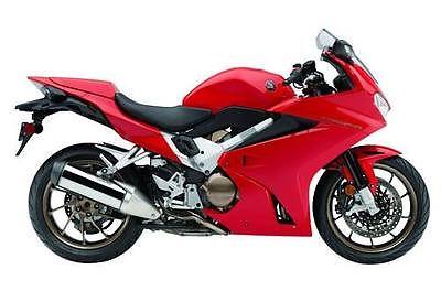 Honda : Interceptor New 2014 Honda VFR800 sport bike street motorcycle closeout
