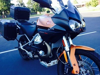 Cool Moto Guzzi Stelvio 1200 Ntx Motorcycles For Sale Machost Co Dining Chair Design Ideas Machostcouk