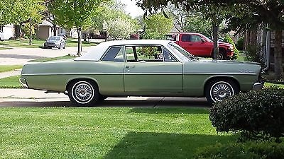 Ford : Galaxie Beautiful Ford Galaxie Custom 500 all original factory condition 32k miles