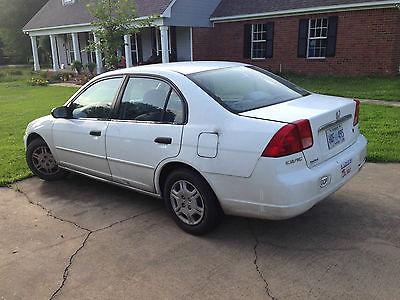 Honda : Civic LX 2001 handa civic