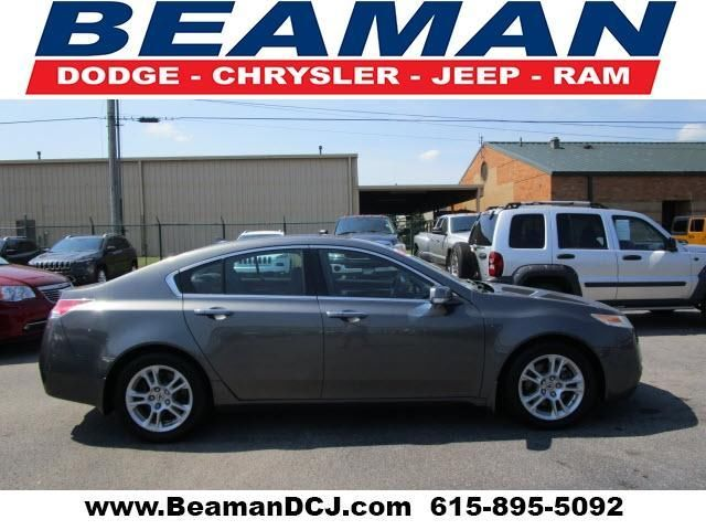2009 Acura TL Base 4dr Sedan w/Technology Package TECH
