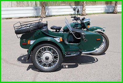 Ural Patrol motorcycles for sale in Texas