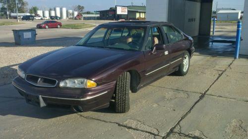 Pontiac : Bonneville SE Sedan 4-Door Very reliable Bonni 1998