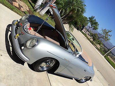 Porsche : Other Convertable 1957 porsche speedster