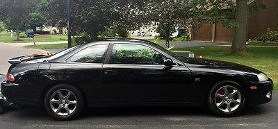 Lexus : SC SC300 Rare! 2000 Lexus SC300 (Black/Black) Great Condition (124K Hwy) Interior is Exc!