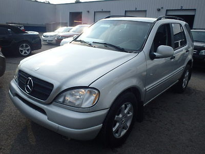 Mercedes-Benz : M-Class Base Sport Utility 4-Door 2001 mercedes benz ml 430 base sport utility 4 door 4.3 l
