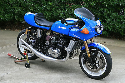 Custom Built Motorcycles : Other 1976 suzuki gt 750 cafe racer by bexton craft motorcycles