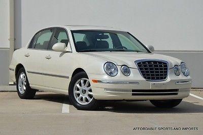 Kia : Amanti Base Sedan 4-Door 2005 kia amanti lth htd sts s roof fresh trade clean drives great